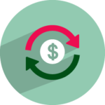 dollar-rotation-icon